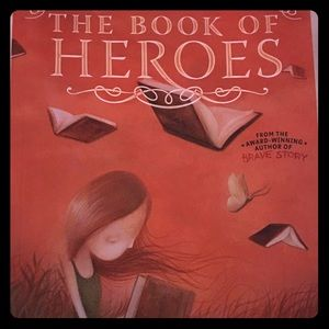4 Books. The book of heroes and...